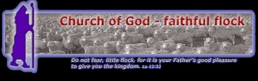 Just what do you mean...BORN AGAIN? |  Church of God Faithful Flock